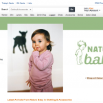 Nature Baby Brand Store on Amazon