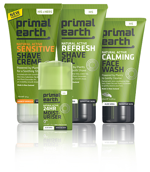 Primal Earth range