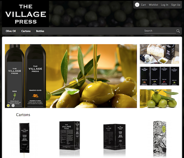 The Village Press USA webstore
