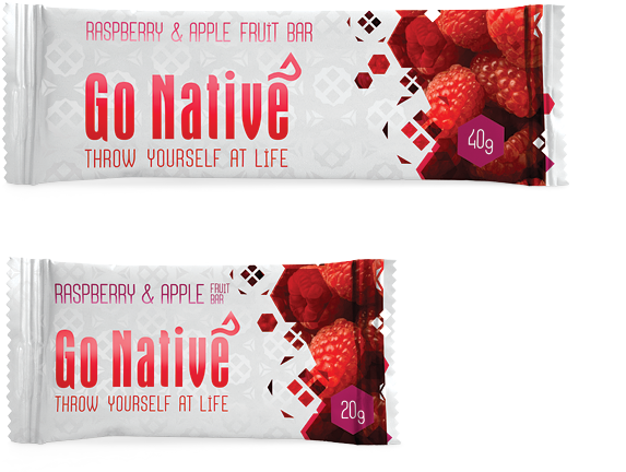 Go Native Fruit Bars