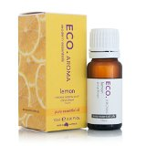 ECO. Aroma Lemon Essential Oil From Australia, 10ml (0.3 oz)