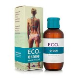 ECO. Erase Natural Body Oil 3.21 Fl. Oz.