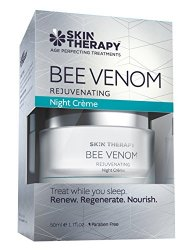 Skin Therapy Bee Venom Rejuvenating Night Creme 50ml