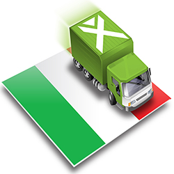 ExportX Selling in Italy