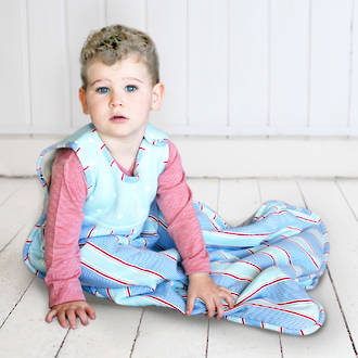 Merino Kids Forget-Me-Not baby sleep bavg