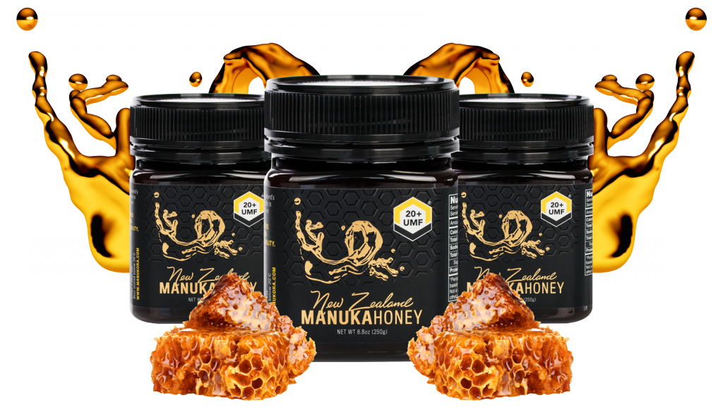 Manukora UMF 20+ honey