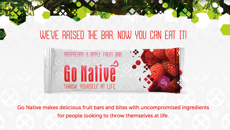 Go Native banner