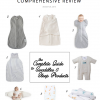 Espresso and Cream baby sleep products review