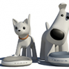Heyrex Torus cat and dog 3D