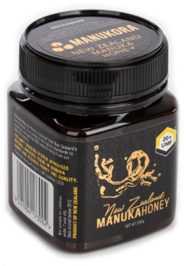 Manukora UMF 20+ manuka honey