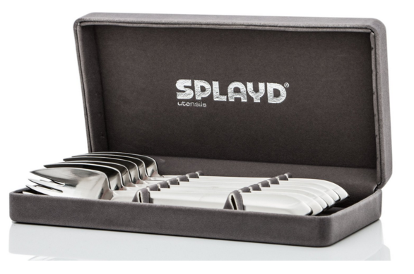 Splayd set of 6