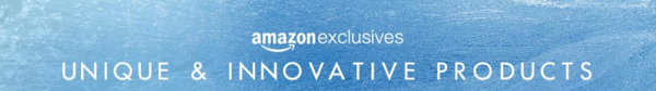 Amazon Exclusives banner