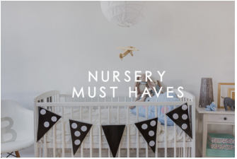 Amazon Exclusives Nursery Must-Haves