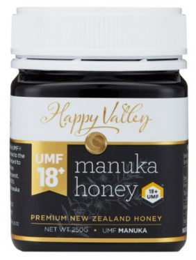Happy Valley UMF 18+ manuka honey