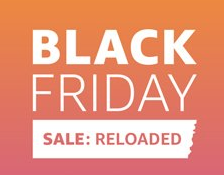 Amazon UK Black Friday Sale Reloaded