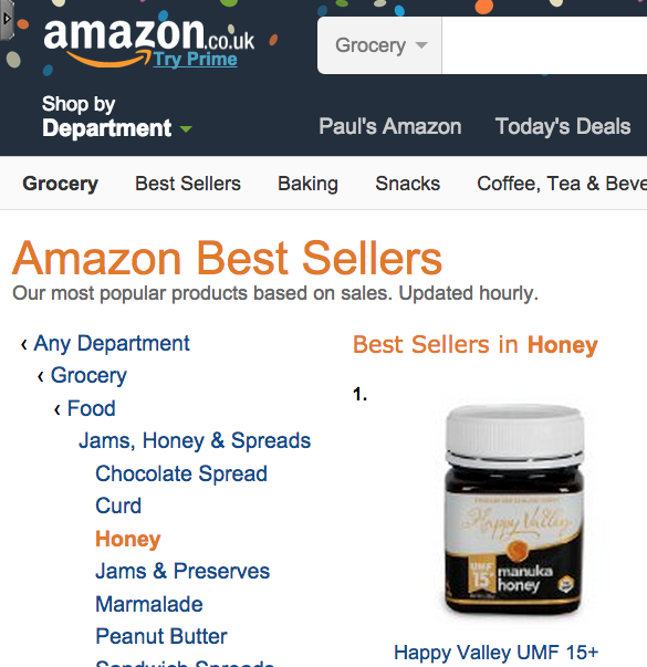UK-PrimeDay-honey-bestseller